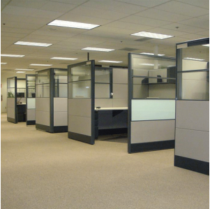 New 8' x 8' Simplicity Cubicles