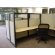 "Remanufactured 8' x 8' x 65""high Herman Miller AO1 Cubicles"