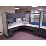 New 7' x 7' Simplicity Cubicles