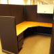 "Remanufactured 5' x 6' x 65""high Herman Miller AO1 Cubicles"