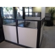 "Remanufactured 6' x 8' x 48"" high Herman Miller AO1 Cubicles"